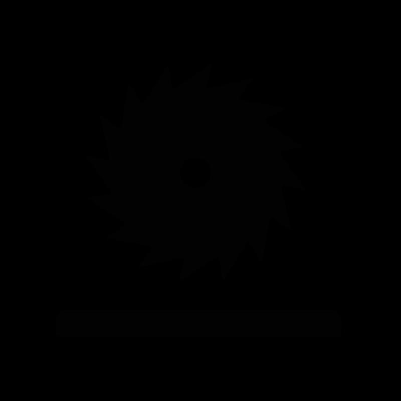 abrasion icon