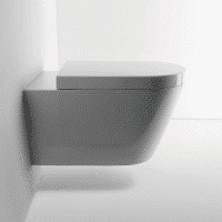 Valdama IL Wall Hung Pan Gloss White