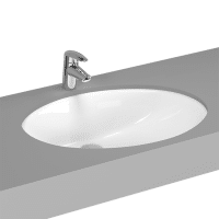 VitrA S20 Undermount Washbasin 470 x 325 x 190H