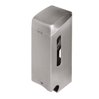 Geesa Public Area Commercial Triple Toilet Roll Dispenser Brushed Stainless Steel