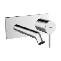Hansa Designo Wall Mounted Bathroom Tap