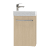 Conti Edition 2 Wall Vanity L/H Hinge