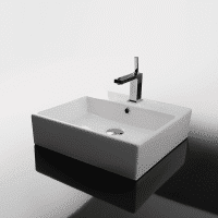 Valdama Unlimited Wall Washbasin 460 x 460 x 110H 1TH