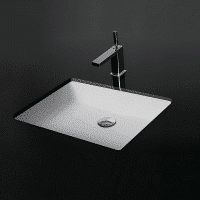 Valdama Unlimited Undermount Washbasin 500 x 380 x 110H
