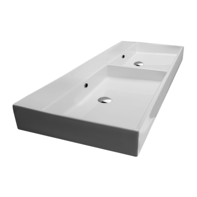 Valdama Unlimited Wall Washbasin 1400 x 450 x 110H without Tap Hole