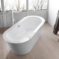 Bette Starlet Oval Silhouette Freestanding Bath