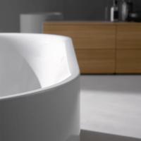 Bette Lux Oval Silhouette Freestanding Bath