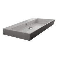 Valdama Unlimited Wall Washbasin 1000 x 450 x 110H without Tap Hole