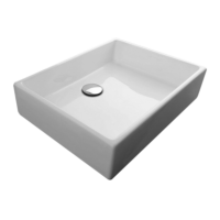Valdama Unlimited Vessel Basin 500 x 380 x 110H