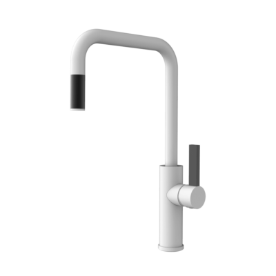 Armando Vicario Luz Retractable Kitchen Tap