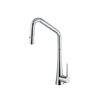 Armando Vicario Tink High Rise Retractable Spray Kitchen Tap