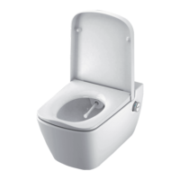Tece One Wall Hung Shower Toilet Pan