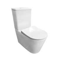 Eton S Series S30 Wall Faced Toilet Suite
