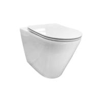 Eton S Series S30 Back to Wall Toilet Pan