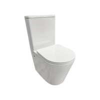Eton S40 Wall Faced Toilet Suite