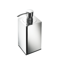 Geesa Modern Art Soap Dispenser Chrome