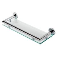 Geesa Nemox Bathroom Glass Shelf