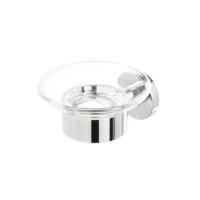 Geesa Nemox Soap Holder Dish Chrome