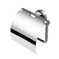 Geesa Nemox Chrome Toilet Roll Holder