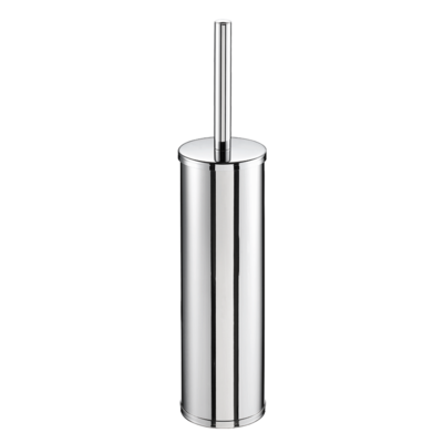Chrome Toilet Brush and stand