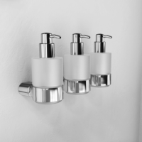 Soap Dispensers, Soap Dishes and Tumblers