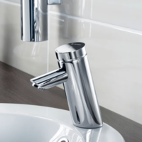 Time Push Faucets