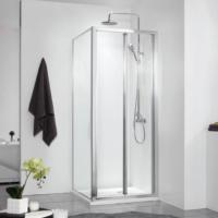 Urban Shower Door Bifold and return