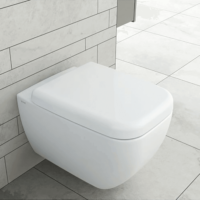 VitrA Shift Wall Hung Toilet 540mm 6L / 3L