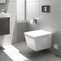 VitrA T4 Wall Hung Toilet 540mm