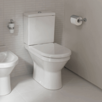 VitrA S50 Wall Faced Toilet