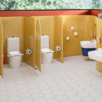 VitrA Sento Kids Wall Faced Toilet 570mm