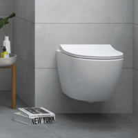 VitrA Sento Soft Close Toilet Seat